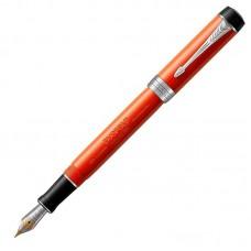 Перьевая ручка Parker (Паркер) Duofold Centennial Classic Big Red Vintage CT F