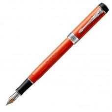 Перьевая ручка Parker (Паркер) Duofold International Classic Big Red Vintage CT F