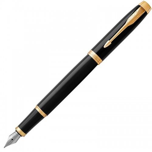 Перьевая ручка Parker (Паркер) IM Core Black GT F в Казани