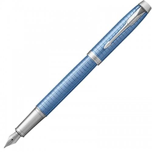 Перьевая ручка Parker (Паркер) IM Premium Blue CT F в Казани