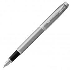 Перьевая ручка Parker (Паркер) IM Essential F319 Brushed Metal CT F