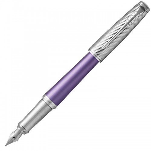 Перьевая ручка Parker (Паркер) Urban Premium Violet CT F в Казани