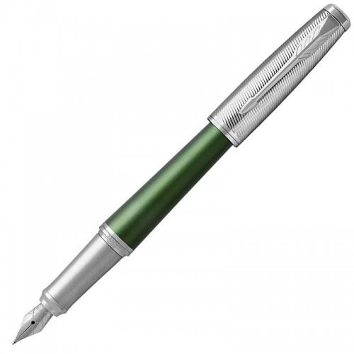 Перьевая ручка Parker (Паркер) Urban Premium Green CT F в Казани