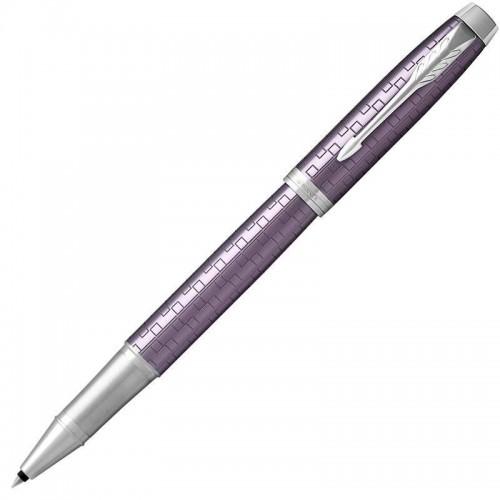 Ручка-роллер Parker (Паркер) IM Premium Dark Violet CT в Казани