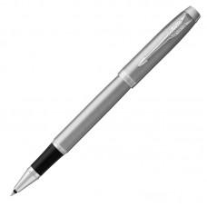 Ручка-роллер Parker (Паркер) IM Essential T319 Brushed Metal CT