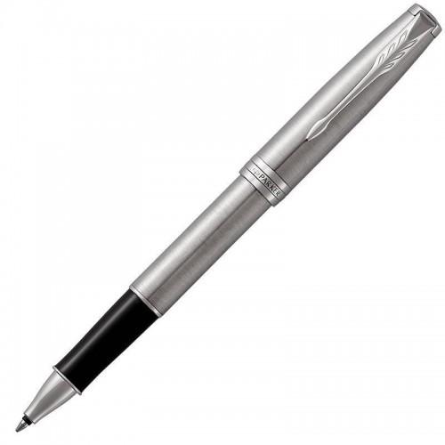 Ручка-роллер Parker (Паркер) Sonnet Core Stainless Steel CT в Казани