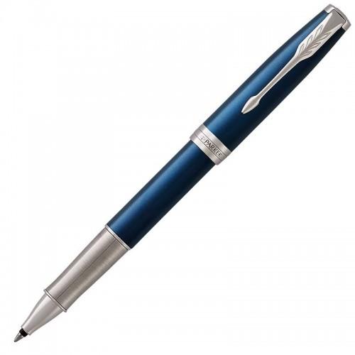 Ручка-роллер Parker (Паркер) Sonnet Core Blue Lacquer CT в Казани