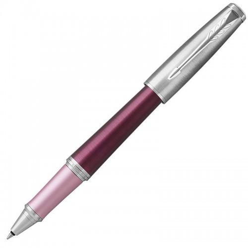 Ручка-роллер Parker (Паркер) Urban Premium Dark Pink CT в Казани