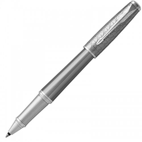 Ручка-роллер Parker (Паркер) Urban Premium Silvered Powder CT в Казани