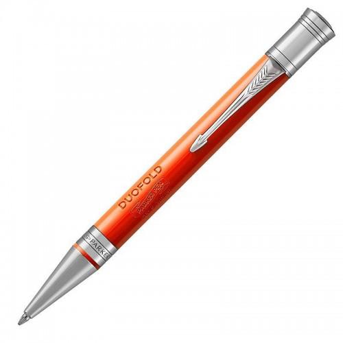 Шариковая ручка Parker (Паркер) Duofold Classic Big Red Vintage CT в Казани