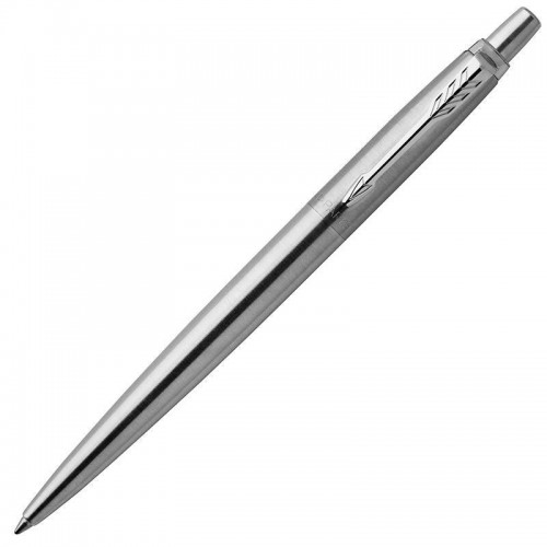 Шариковая ручка Parker (Паркер) Jotter Core Stainless Steel CT в Казани