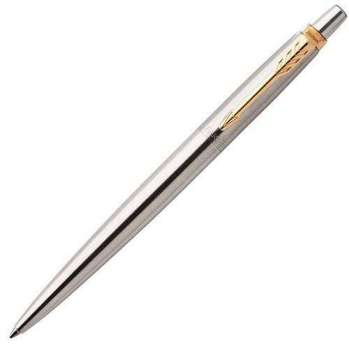 Шариковая ручка Parker (Паркер) Jotter Core Stainless Steel GT в Казани