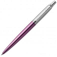 Шариковая ручка Parker (Паркер) Jotter Core Victoria Violet CT