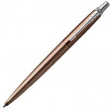 Шариковая ручка Parker (Паркер) Jotter Premium Carlisle Brown Pinstripe CT