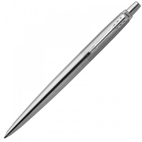Шариковая ручка Parker (Паркер) Jotter Gel Core Stainless Steel CT с гелевым стержнем в Казани