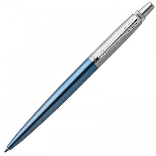 Шариковая ручка Parker (Паркер) Jotter Gel Core Waterloo Blue CT с гелевым стержнем в Казани