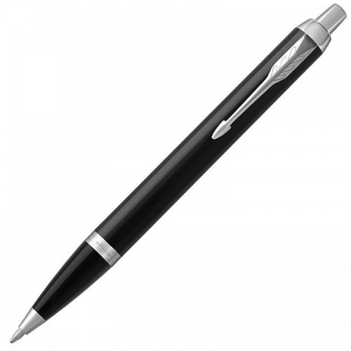 Шариковая ручка Parker (Паркер) IM Core Black Chrome CT в Казани