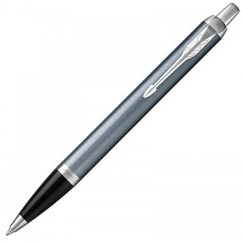 Шариковая ручка Parker (Паркер) IM Core Light Blue Grey CT в Казани