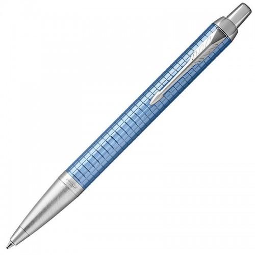 Шариковая ручка Parker (Паркер) IM Premium Blue CT в Казани