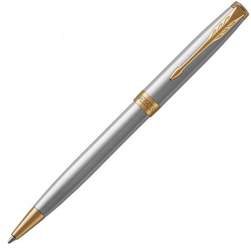 Шариковая ручка Parker (Паркер) Sonnet Core Stainless Steel GT в Казани