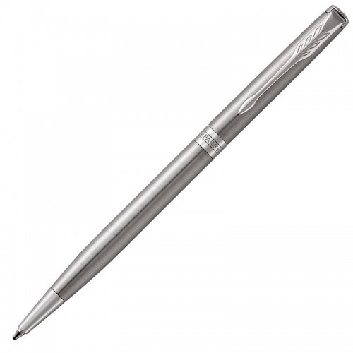 Шариковая ручка Parker (Паркер) Sonnet Core Slim Stainless Steel CT в Казани